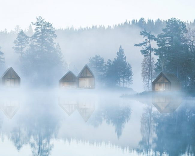 Norsk Nature Retreat, Drammen Norway